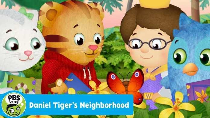 DANIEL TIGER'S NEIGHBORHOOD   Go Slow in Nature   PBS KIDS