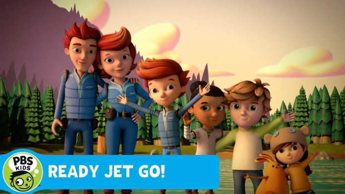 READY JET GO!   There's No Planet Like My Planet (Reprise)   PBS KIDS