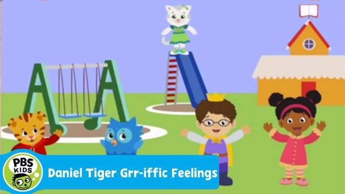APP | Daniel Tiger Grr-iffic Feelings | PBS KIDS