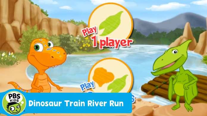 APPS & GAMES | River Run | PBS KIDS