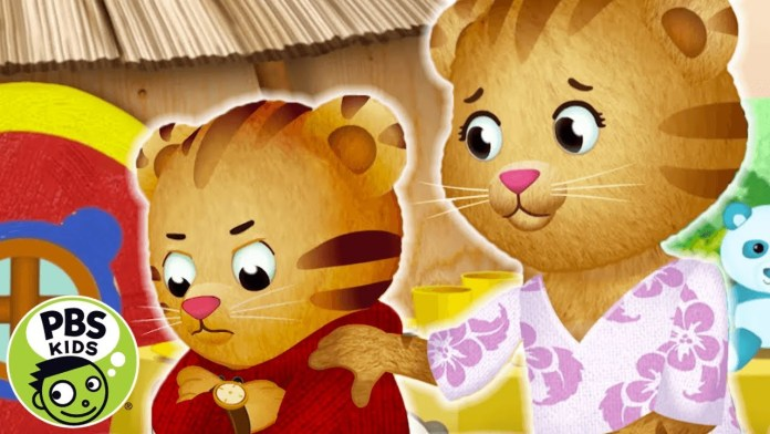 Daniel Tiger's Neighborhood | Daniel Doesn't Like Margaret's Birthday! | PBS KIDS