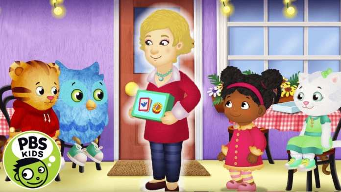 Daniel Tiger's Neighborhood   Play Charades with Daniel and Friends!   PBS KIDS