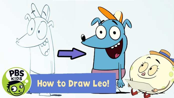 How To Draw Cartoon Characters Wpbs Serving Northern New York