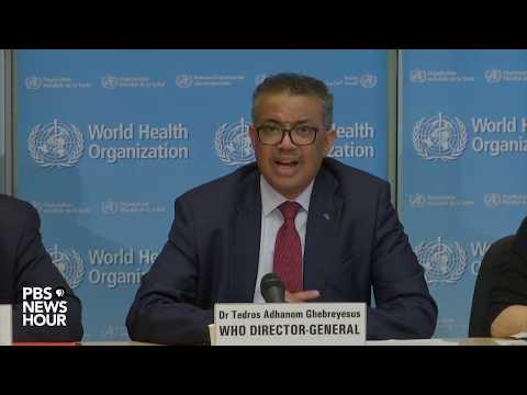 WATCH: World Health Organization briefing on the novel coronavirus – March 6, 2020