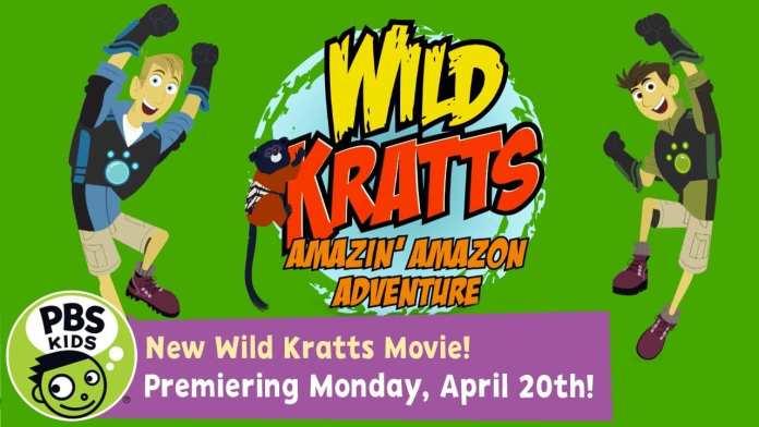 Wild Kratts | An Amazing Amazon Adventure! | PBS KIDS