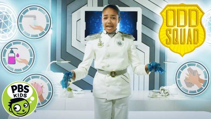 How to Wash Your Hands! | Odd Squad | PBS KIDS
