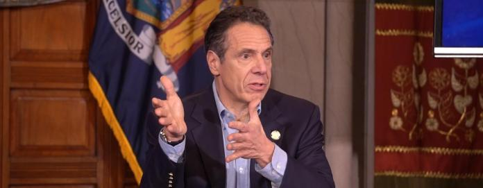 Cuomo Responds to Backlash Over Order to Shift Upstate Ventilators to New York City