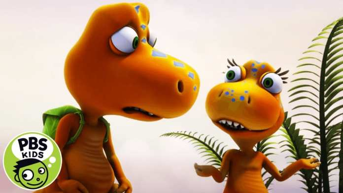 Dinosaur Train | Buddy Misses His Family! | PBS KIDS