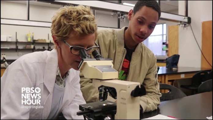 Diabetes research gives Kentucky high schooler early start on future career