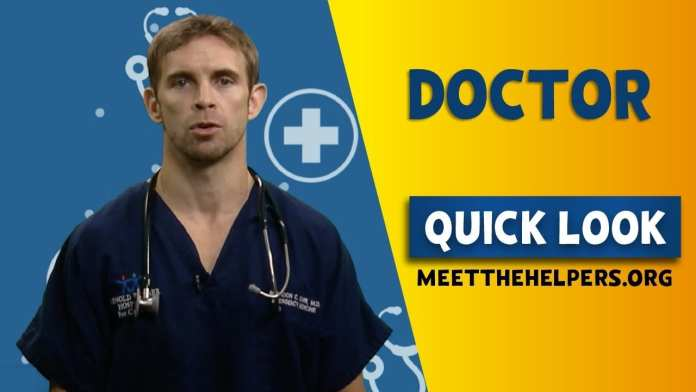 Meet the Helpers: Doctor
