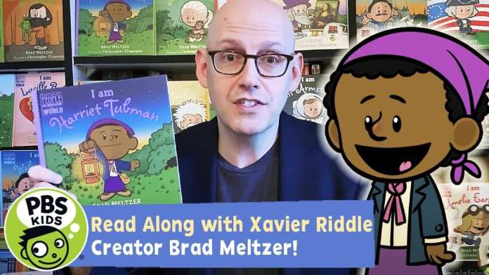 I Am Harriet Tubman | Xavier Riddle READ ALONG! | PBS KIDS