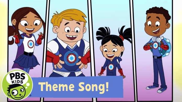 Hero Elementary | THEME SONG! | PBS KIDS