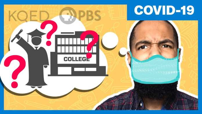 How Will the Coronavirus Affect Going to College?