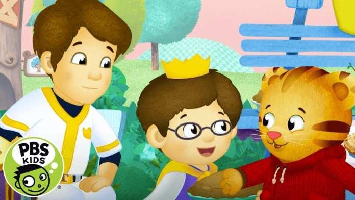 "Daniel Tiger's Neighborhood | Saying ""I'm Sorry!"" | PBS KIDS"
