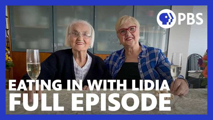 Eating in With Lidia | Full Episode | Back to Basics | PBS