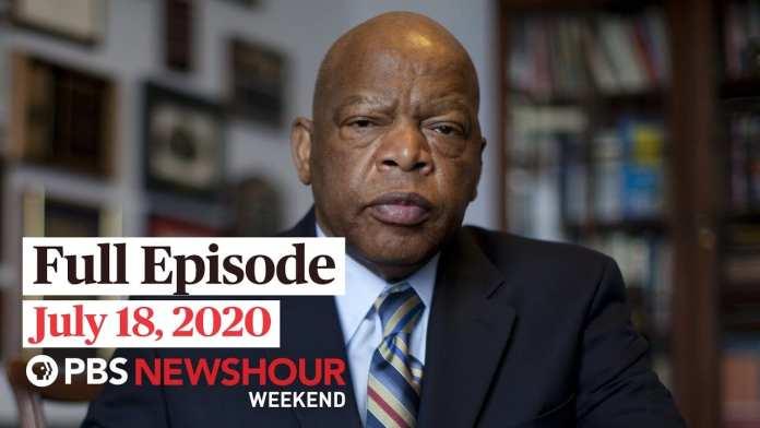 PBS NewsHour Weekend full episode July 18, 2020
