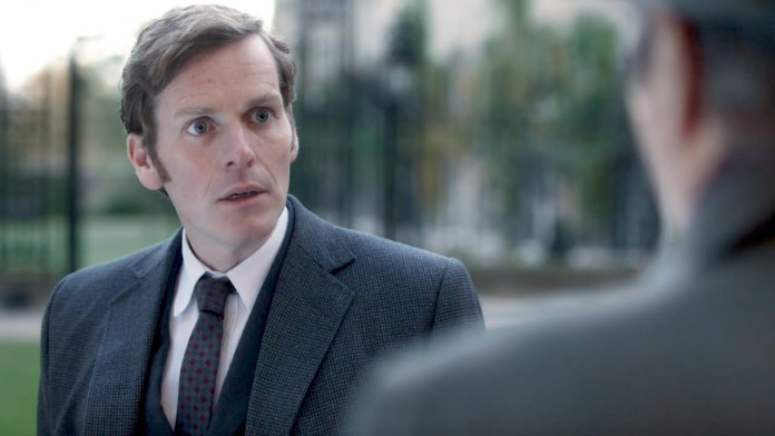 Endeavour, Season 7: Episode 3 Scene
