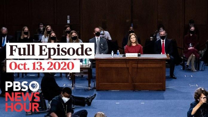 PBS NewsHour full episode, Oct. 13, 2020