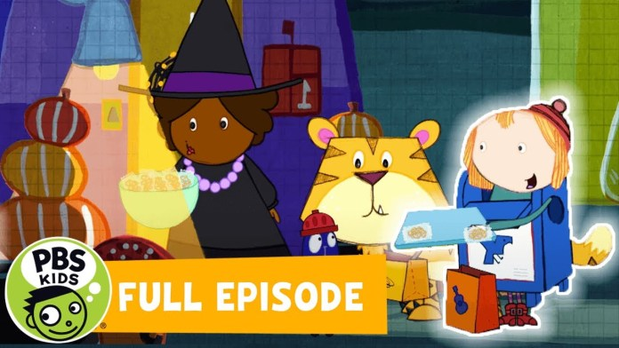 Peg + Cat FULL EPISODE | The Parade Problem / The Halloween Problem | PBS KIDS