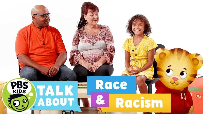 PBS KIDS Talk About   Race and Racism Premieres Friday, October 9th   PBS KIDS