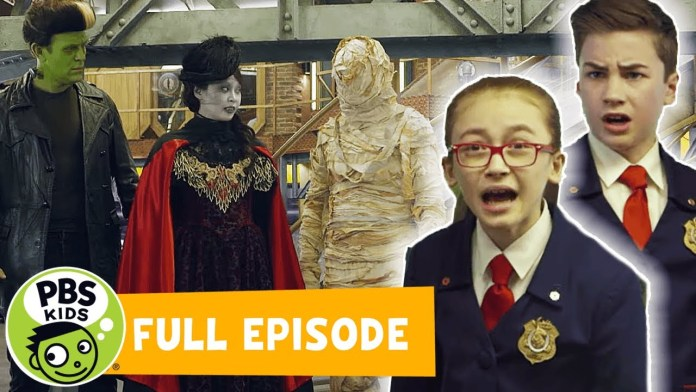 Odd Squad FULL EPISODE | Haunt Squad / Safe House in the Woods | PBS KIDS