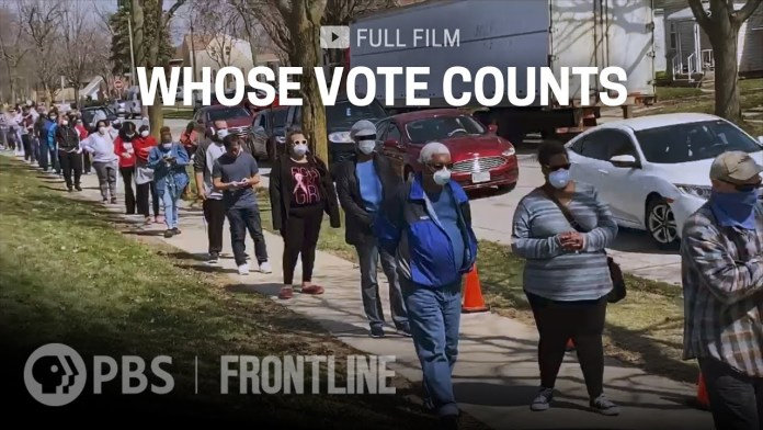 Whose Vote Counts (full film) | FRONTLINE