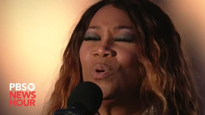 WATCH: Yolanda Adams sings 'Hallelujah' at national COVID remembrance