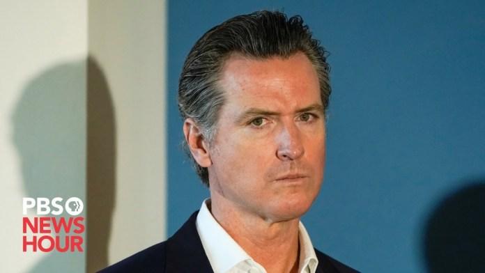 WATCH: California governor gives coronavirus update – December 3, 2020