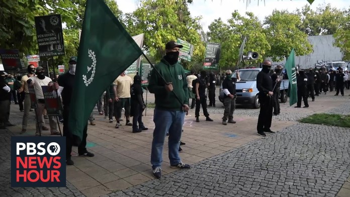 How right-wing extremists have infiltrated German security forces