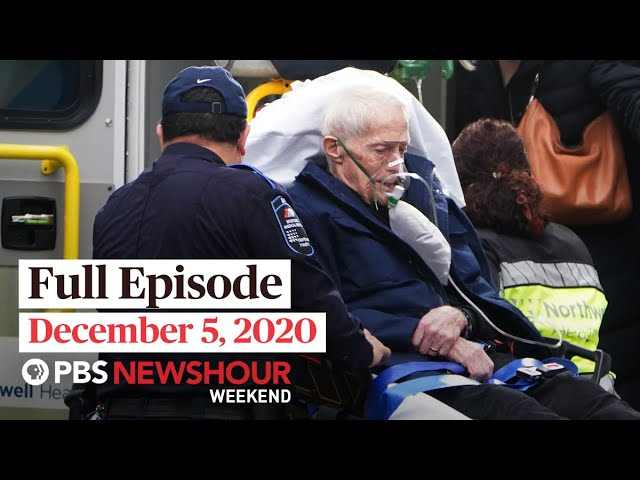 PBS NewsHour Weekend Full Episode December 5, 2020