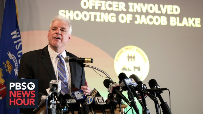News Wrap: White Wisconsin officer avoids criminal charges in Jacob Blake shooting