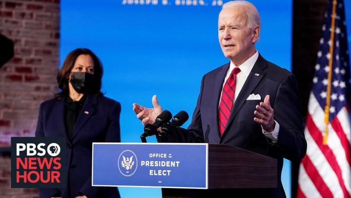 Biden unveils $1.9 trillion plan to address crises on multiple fronts