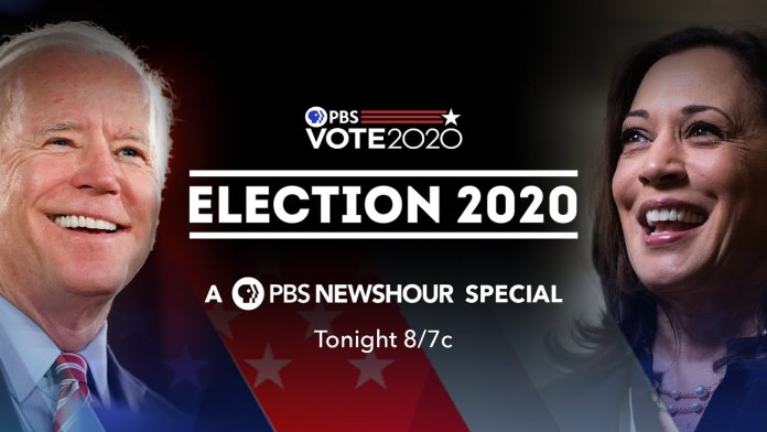 Election 2020 – A PBS NewsHour special