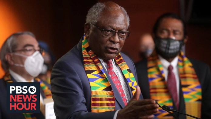 Rep. James Clyburn: Impeachment 'a tool for protecting the integrity of our democracy'