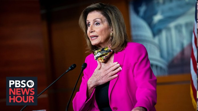 Pelosi on Biden's vision, election outlook for Democrats