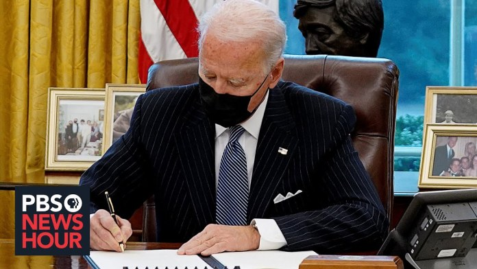 Biden administration begins push for action on COVID-19 relief