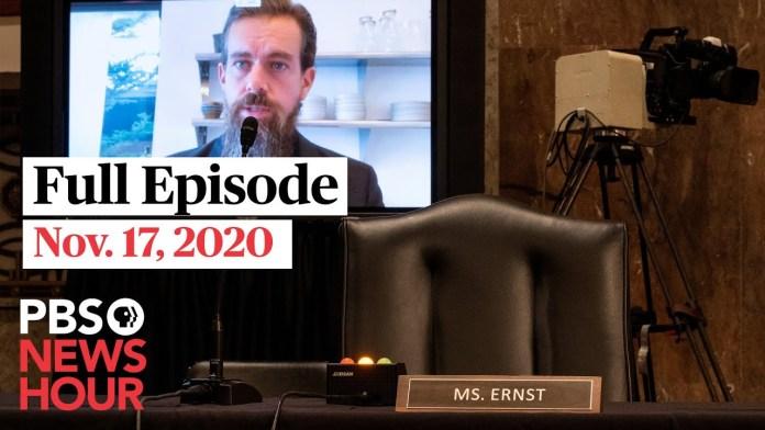 PBS NewsHour full episode, Nov. 17, 2020