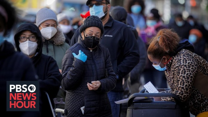 Who is bearing the brunt of the pandemic's economic pain?