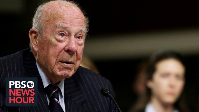 George Shultz sealed a lasting legacy by helping to bring down the Iron Curtain