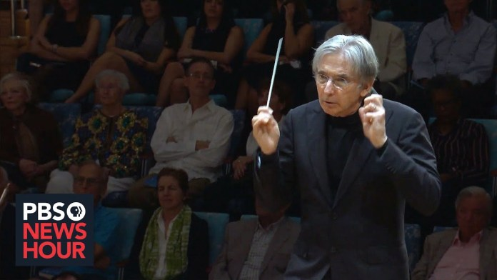 Maestro Michael Tilson Thomas on music and mentoring amid a pandemic