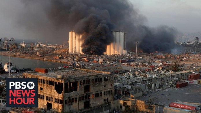 Months after massive explosion, a worsening pandemic complicates Beirut's recovery