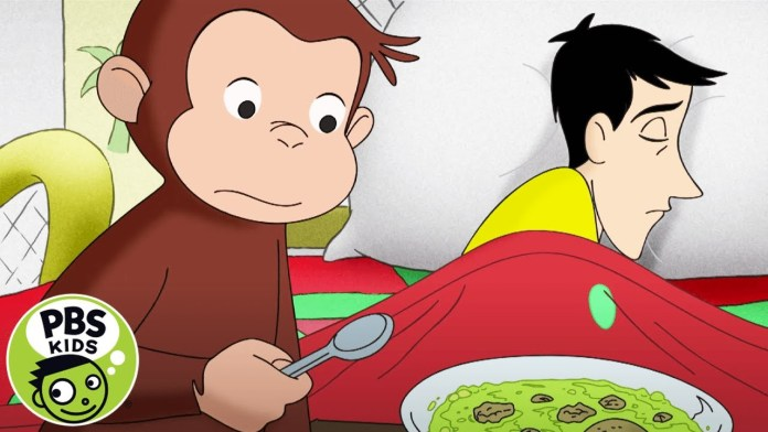 Curious George | George Learns How Germs are Spread | PBS KIDS