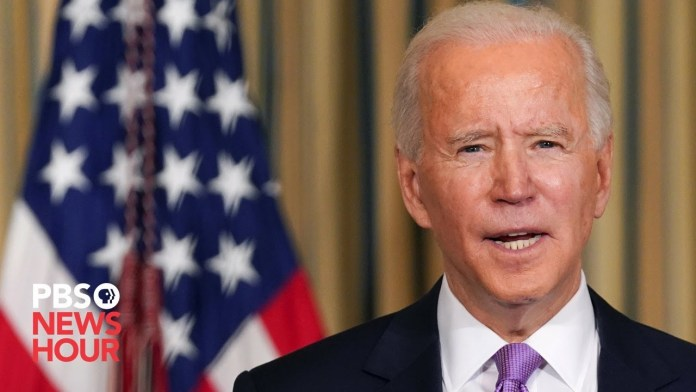 WATCH: Biden remarks on COVID-19 response