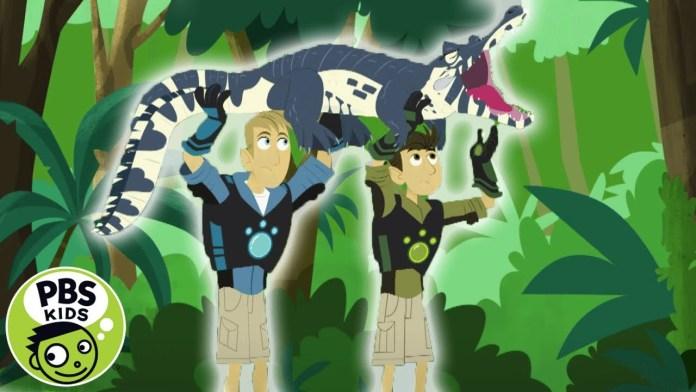 Wild Kratts | A Caiman Crocodile?! | PBS KIDS