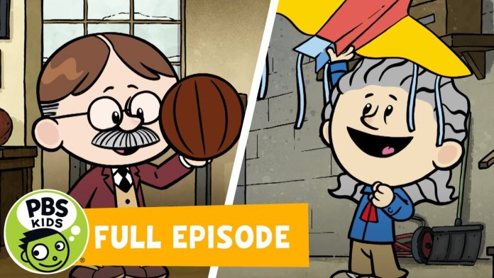Xavier Riddle & the Secret Museum FULL EPISODE | I am James Naismith / I am Temple Grandin |PBS KIDS