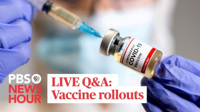 LIVE Q&A: Is your state lagging behind on vaccine rollouts? Here's why