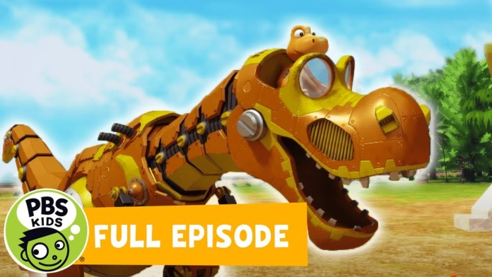 Dinosaur Train MOVIE | Adventure Island! | PBS KIDS