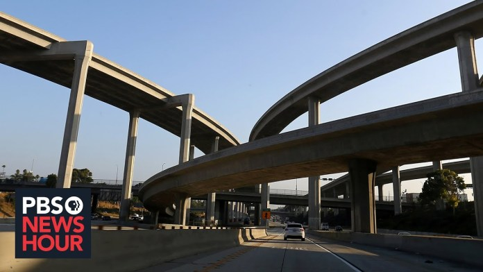 America's infrastructure is crumbling. What should be prioritized?