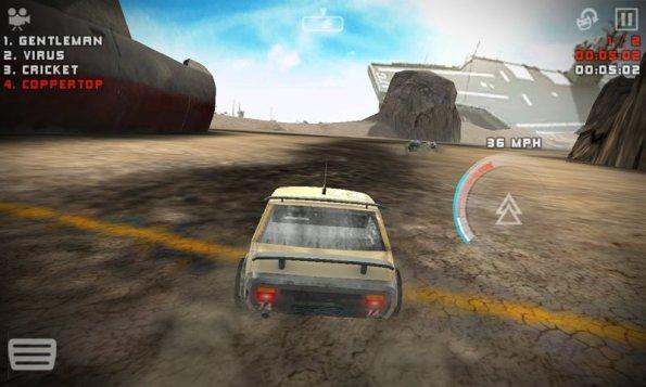 Uber Racer Game