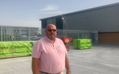 New Chamber member MKM BUILDING SUPPLIES will occupy last unit at Link Park, Weymouth